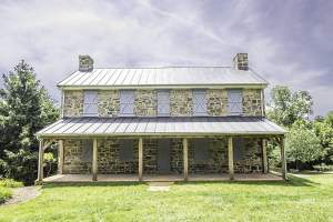 LeFevre Stone House in Broadlands Community