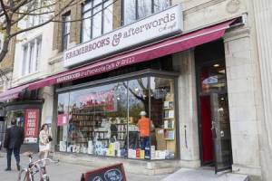 Kramberbooks and Afterwords Cafe
