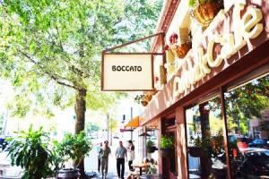 Boccato Gelato and Espresso
