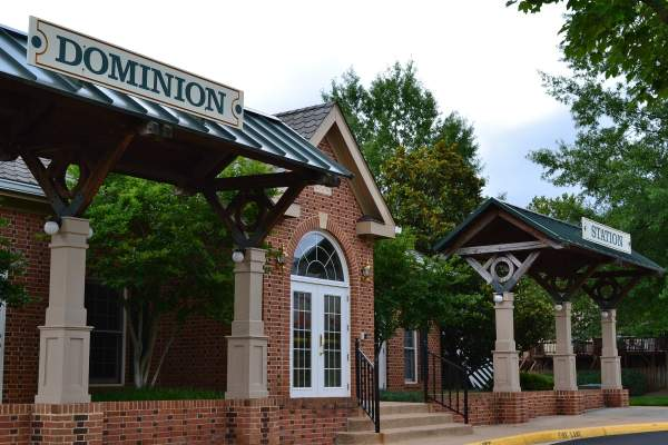 Dominion Station Community Center in Sterling, Virginia.