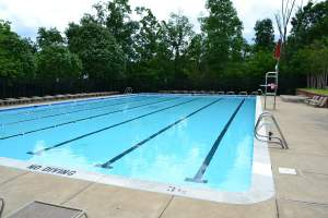 Dominion Station Pool in Sterling, Virginia