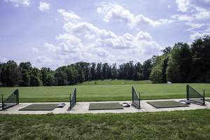 Twin Lakes Golf Range in Clifton, VA.