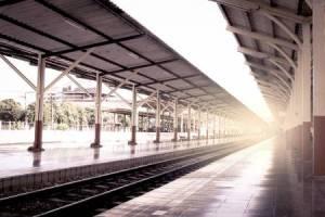 VRE at L'Enfant Station
