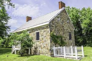 The Old Stone House in Loudoun County's Potomac Station