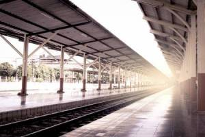 New Carrollton MARC Station