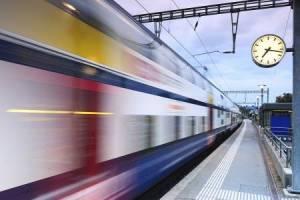 Union Station MARC Train