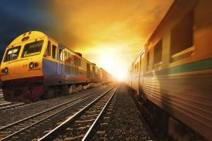 Camden Station MARC Train