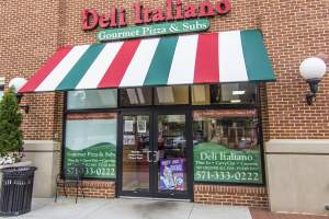 Deli Italiano in Lansdowne, Virginia.