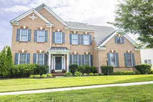 Home for sale in Lansdowne at the Potomac in Leesburg va