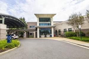 Inova Loudon Hospital in leesburg va