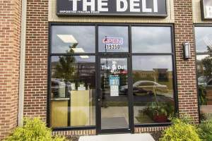 The Deli in Lansdowne, Virginia.