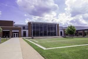 Manassas Park Middle School in Manassas Park, VA.