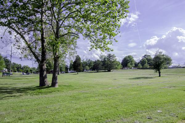 Costello Park in Virginia's Manassas Park