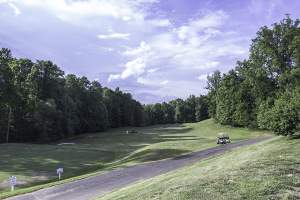 Generals Ridge Golf Course in Manassas Park, VA.