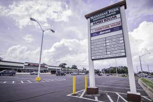 Manassas Park Shopping Center