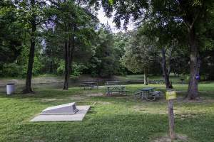 Signal Hill Park in Virginia's Manassas Park Neighborhood