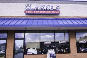 Clarke's Grill & Sports in Manassas Park, VA.