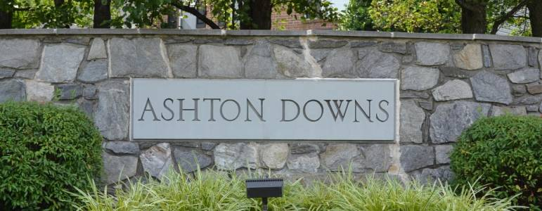 Homes for Sale in Ashton Downs