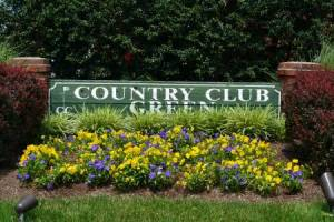 Homes for Sale in Country Club Green
