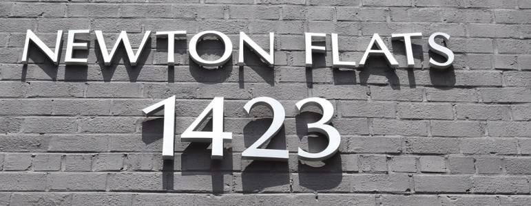 Newton Flats Condo