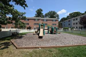Parkside Tot Lot in Alexandria, VA