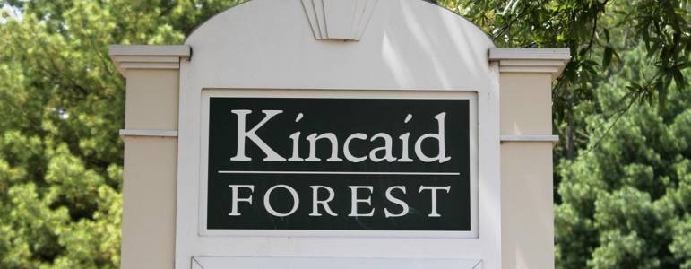 Homes for Sale in Kincaid Forest