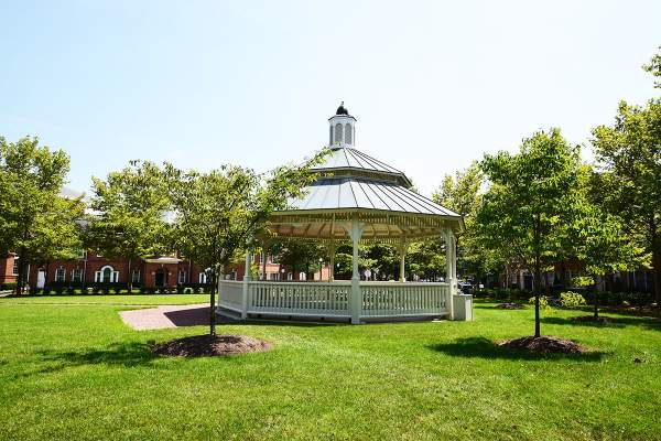 Cameron Station Gazebo in Alexandria, Virginia