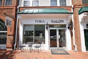 Toka Salon at Cameron Station