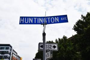 Huntington Avenue