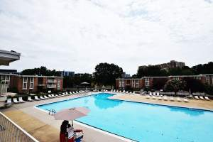 Huntington Club Pool