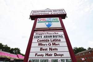 Huntington Metro Shopping Center