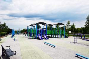 Playground at Potomac Yard