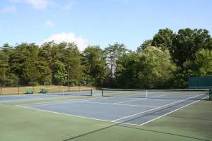 Kingsbrooke Tennis Court