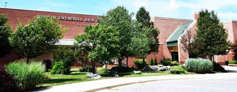 Winston Churchill High School