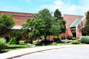 Winston Churchill High School