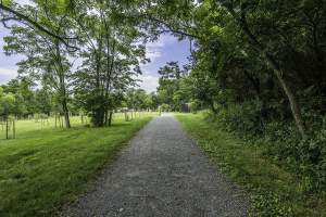 Horsepen Run Trail in Loudoun County's Countryside Community