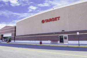 Target near Cascades in Loudoun County, Virginia