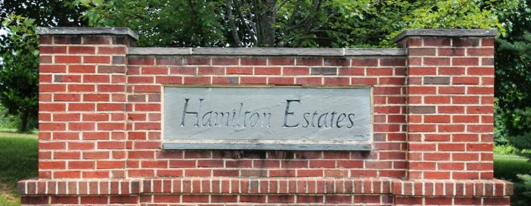 Homes for Sale in Hamilton Station Estates
