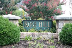 Homes for Sale in Rose Hill Estates