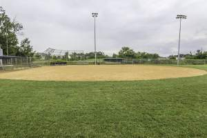 Trailside Park Baseball Field in Belmont Greene Ashburn VA