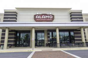 Alamo Draft House Cinema in One Loudoun Ashburn VA