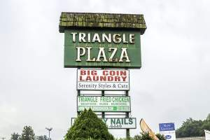 Triangle Plaza in Triangle, VA
