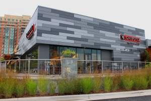 Chipotle Restaurant in North Bethesda