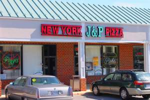 J&P New York Pizza in Damascus, Maryland
