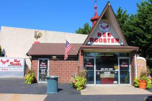 Red Rooster Restaurant in Damascus, Maryland