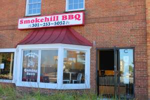 Smokehill BBQ in Damascus, Maryland
