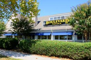 Boulevard Tavern in Darnestown, Maryland