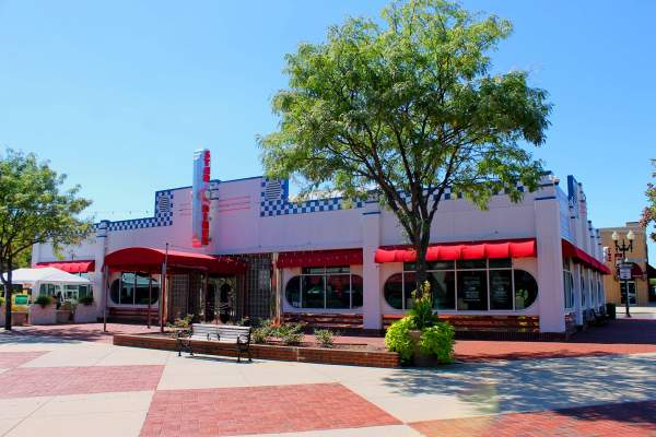 Star Diner in Darnestown, Maryland