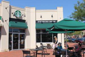 Starbucks Coffee in Darnestown, Maryland