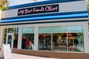 My Best Friend's Closet in North Potomac, Maryland